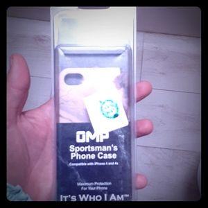 Pink camo sportsman  phone case